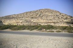 De berg van Cyprus Stock Afbeelding