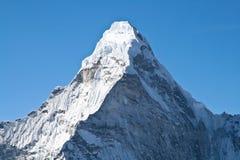 De berg van Dablam van Ama Royalty-vrije Stock Afbeelding