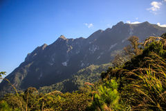 De berg van Dao van Chiang Stock Afbeeldingen