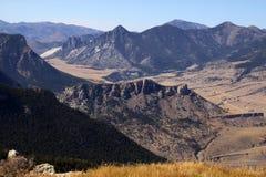 De berg van de donder Stock Afbeeldingen