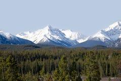De berg van de kust Stock Foto