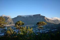 De berg van de lijst Stock Afbeeldingen