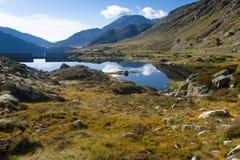 De berg van de Pyreneeën Royalty-vrije Stock Foto