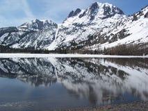 De berg van de schaduw Royalty-vrije Stock Afbeelding