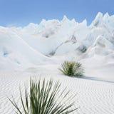 De berg van de suiker Stock Fotografie