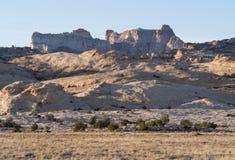 De berg van de tempel Royalty-vrije Stock Foto