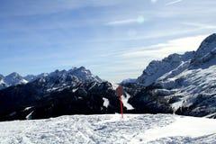 De berg van de Uil van San Sebastiano e Stock Fotografie