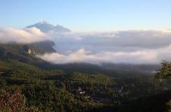 De Berg van de Yulongsneeuw Royalty-vrije Stock Afbeeldingen