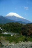 De Berg van Fuji Stock Fotografie