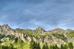 De berg van Gennargentu Royalty-vrije Stock Afbeelding