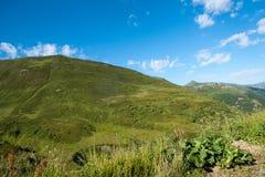 De berg van Georgië Stock Foto