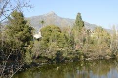 De berg van La Concha Royalty-vrije Stock Afbeelding