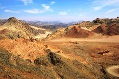 De berg van Lang Royalty-vrije Stock Afbeelding