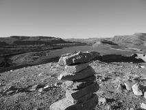 De berg van Marokko - Ben Hadou- Stock Fotografie