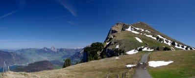 De Berg van Niederbauern royalty-vrije stock fotografie