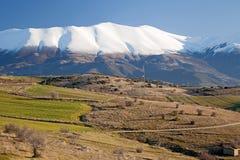 De Berg van Olympus Stock Foto's