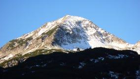 De berg van Pirin Stock Afbeeldingen
