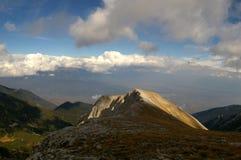 De berg van Pirin Stock Fotografie