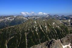 De berg van Pirin Royalty-vrije Stock Foto's