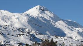 De berg van Podrta peÄ Stock Fotografie