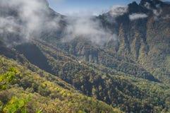 De Berg van ShenNongJiatianyan in de herfst Stock Foto