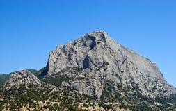 De berg van Sokol Royalty-vrije Stock Foto