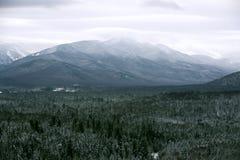 De Berg van Whiteface Stock Foto's