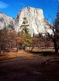 De Berg Yosemite van Gr Capitan stock foto's