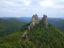 De bergen Stock Foto