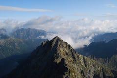 De bergen Tatra Stock Afbeeldingen