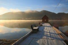 De Bergen van Altai Royalty-vrije Stock Foto's