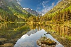 De Bergen van Altai Royalty-vrije Stock Fotografie