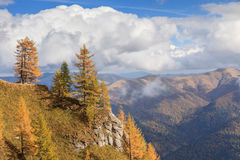 De Bergen van Bucegi, Roemenië Stock Afbeelding