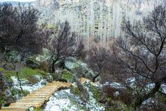 De bergen van cappadocia -03 Stock Afbeeldingen