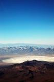 De Bergen van de Andes royalty-vrije stock afbeelding