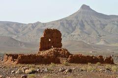 De Bergen van de atlas, Marokko royalty-vrije stock foto's