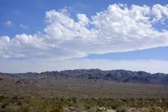 De Bergen van de Chiriacotop; aangestoken rug Royalty-vrije Stock Foto's