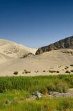 De Bergen van de hemel, Tien Shan, Xinjiang, China Royalty-vrije Stock Foto's
