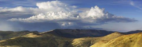 De Bergen van de Karpaten Royalty-vrije Stock Foto's