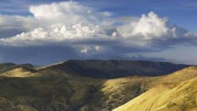 De Bergen van de Karpaten Stock Fotografie