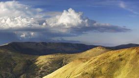 De Bergen van de Karpaten Royalty-vrije Stock Fotografie