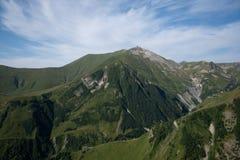 De Bergen van de Kaukasus Royalty-vrije Stock Afbeelding