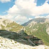 De bergen van de Kaukasus Stock Fotografie