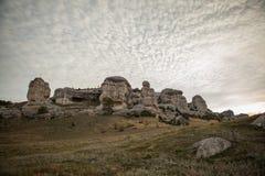 De bergen van de Krim Royalty-vrije Stock Foto's