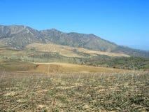 De bergen van de lente Stock Fotografie