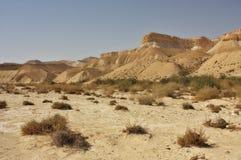 De bergen van de woestijn Royalty-vrije Stock Afbeelding