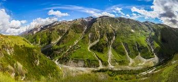 De bergen van Georgië Royalty-vrije Stock Foto