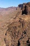 De Bergen van Gran Canaria Stock Afbeelding