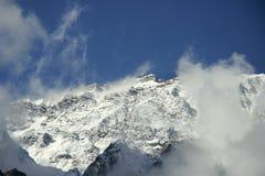 De bergen van het Himalayagebergte Royalty-vrije Stock Afbeeldingen