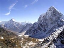 De Bergen van Himalayagebergte Royalty-vrije Stock Afbeelding